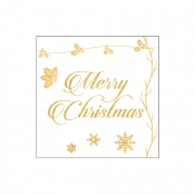 Buy Sterling Christmas Gift Tag White Glitter- 10 Pcs online at Shopcentral Philippines.