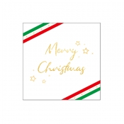 Buy Sterling Christmas Gift Tag White BG- 10 Pcs online at Shopcentral Philippines.