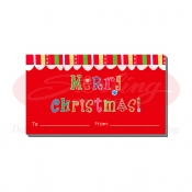Buy Sterling Christmas Gift Tag Design 8- 10 Pcs online at Shopcentral Philippines.