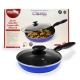 Masflex Classic 20cm Non-Stick Induction Fry Pan with Glass Glid