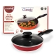 Masflex Classic 26cm Non-Stick Induction Fry Pan with Glass Glid