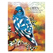 Buy OBRA Adult Coloring Book Geomalia online at Shopcentral Philippines.