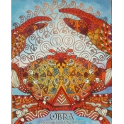 Buy OBRA Adult Coloring Book Atlantika online at Shopcentral Philippines.