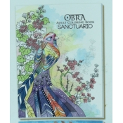 Buy  OBRA Adult Coloring Book  Sanctuario online at Shopcentral Philippines.