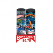 """Buy Sterling Hot Wheels 12"""" Coin Bank Buy 1 Take 1 Christmas Gift Set online at Shopcentral Philippines."""