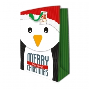 Buy Sterling Christmas Totebag w/ Gift Tag Penguin X Large online at Shopcentral Philippines.