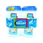 Buy Buy 1 Take 1 Home Gallery Handy Fridge Bottle 900ml Blue online at Shopcentral Philippines.