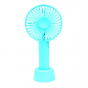 Buy Portable Mini Fan Blue online at Shopcentral Philippines.