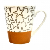 Buy Home Gallery New Bone Mug 12oz Brown online at Shopcentral Philippines.