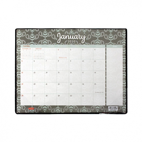 Buy Sterling Paper F250303034 9 x 11 2020 Desk Calendar online at Shopcentral Philippines.