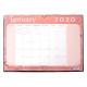 Sterling Paper F250304063B 12.5 x 16.5 2020 Desk Calendar