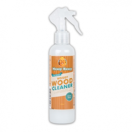 Buy Messy Bessy Woody Wood Cleaner & Conditioner 250ml online at Shopcentral Philippines.
