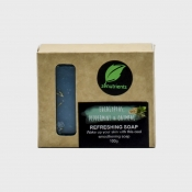 Buy Zenutrients Eucalyptus, Peppermint & Oatmeal Refreshing Soap – 100ml online at Shopcentral Philippines.