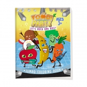 Buy Sterling Foodi Party Jumbo Coloring Book online at Shopcentral Philippines.