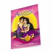 Buy Sterling Classic Tales Story & Coloring Book- Aladdin online at Shopcentral Philippines.