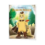 Buy Sterling Classic Tales Story & Coloring Book- Puss in Boots online at Shopcentral Philippines.