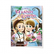 Buy Sterling Classic Tales Story & Coloring Book- Hansel and Gretel online at Shopcentral Philippines.