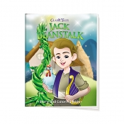 Buy Sterling Classic Tales Story & Coloring Book- Jack and the Beanstalk online at Shopcentral Philippines.