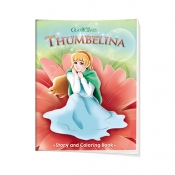 Buy Sterling Classic Tales Story & Coloring Book- Thumbelina online at Shopcentral Philippines.