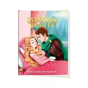 Buy Sterling Classic Tales Story & Coloring Book- Sleeping Beauty online at Shopcentral Philippines.