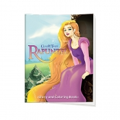 Buy Sterling Classic Tales Story & Coloring Book- Rapunzel online at Shopcentral Philippines.