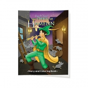 Buy Sterling Classic Tales Story & Coloring Book- The Piper of Hamelin online at Shopcentral Philippines.