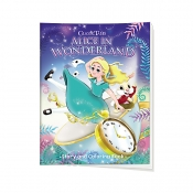 Buy Sterling Classic Tales Story & Coloring Book- Alice in Wonderland online at Shopcentral Philippines.