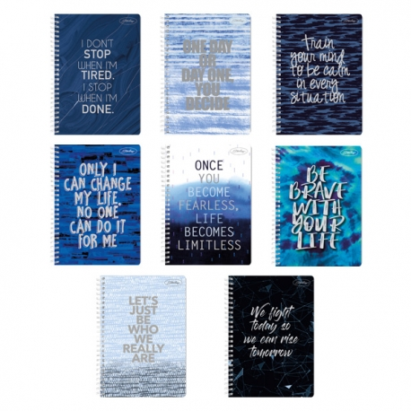 Buy Sterling Just Blue Spiral Notebook 685 Set of 8 online at Shopcentral Philippines.