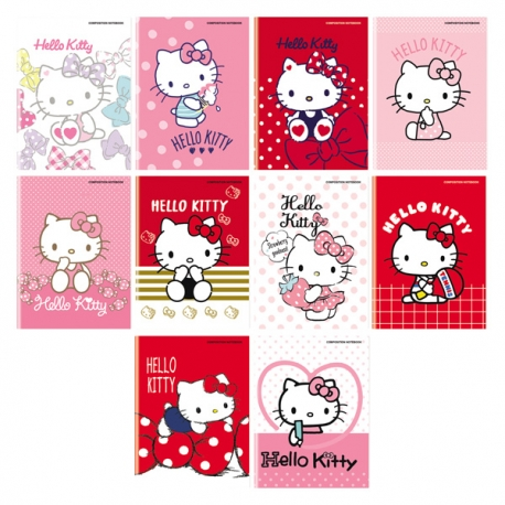 Buy Orions Hello Kitty Composition Notebook Set of 10 online at Shopcentral Philippines.