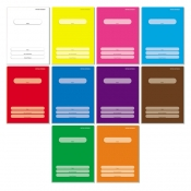 Buy Orions Color Coding Writing Notebook Set of 10 online at Shopcentral Philippines.