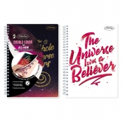 Buy Sterling Across the Universe Double Cover Wire-O Notebook Design 1 online at Shopcentral Philippines.