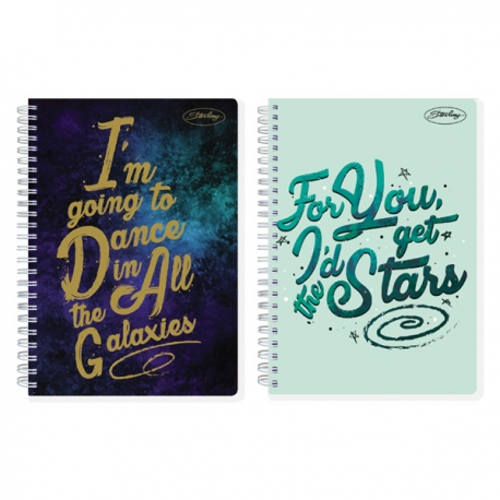 Buy Sterling Across the Universe Double Cover Wire-O Notebook Design 5 online at Shopcentral Philippines.