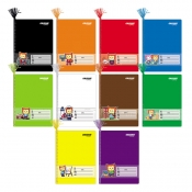 Buy Orions Smarty Color Coding Yarn Notebook Set of 10 online at Shopcentral Philippines.