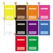 Buy Orions Color Coding Yarn Notebook Set of 10 online at Shopcentral Philippines.