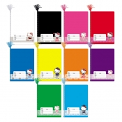 Buy Orions Hello Kitty Color Coding Yarn Notebook Set of 10 online at Shopcentral Philippines.