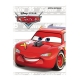 Orions Disney Cars Writing Notebook Set of 10