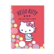 Orions Hello Kitty Spiral Notebook Set of 10
