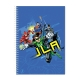 Avanti Justice League Premium Spiral Notebook Set of 8