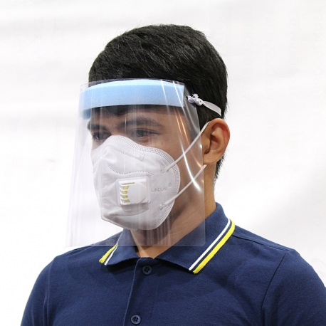 Buy Face Shield Pack of 10's online at Shopcentral Philippines.