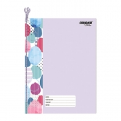 "Buy Orions Color Coding Yarn Big Notebook 8 x 10.5"" Violet online at Shopcentral Philippines."