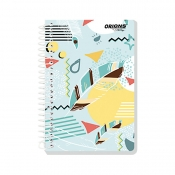Buy Orions Memo Notebook Prints and Patterns 4'' x 6'' Set of 5 online at Shopcentral Philippines.