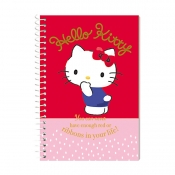 Buy Sterling Memo Notebook Hello Kitty 4'' x 6'' Set of 5 online at Shopcentral Philippines.