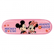 Buy Sterling Mickey and Minnie Mouse Pencil Case Zipper online at Shopcentral Philippines.
