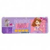 Buy Sterling Sofia the First Pencil Case PVC With Sharpener online at Shopcentral Philippines.