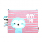 Buy Sterling Happy Time Big Fabric Pouches online at Shopcentral Philippines.