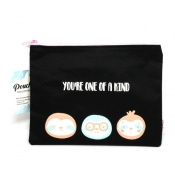 Buy Sterling You're One of a Kind Big Fabric Pouches online at Shopcentral Philippines.