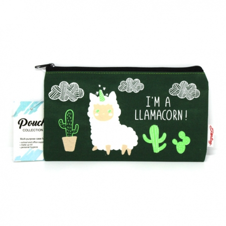 Buy Sterling I'm a Llamacorn Small Fabric Pouches online at Shopcentral Philippines.