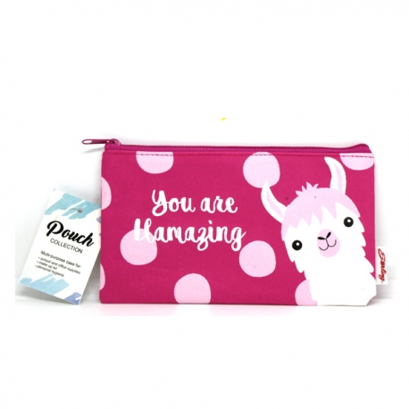 Buy Sterling You are Llamazing Small Fabric Pouches online at Shopcentral Philippines.