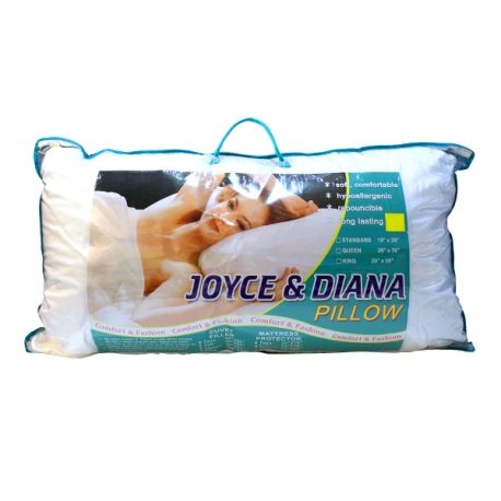 Buy Joyce & Diana Expanded Pillow King 20'' x 35'' online at Shopcentral Philippines.