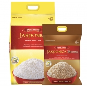 Buy FREE Doña Maria Jasponica Brown 2kg with purchase of Doña Maria Jasponica White 10kg online at Shopcentral Philippines.